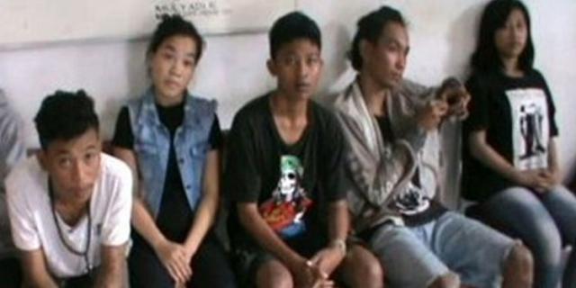 Generasi Suram: 9 Remaja Mabuk dan Ganggu Sholat Tarawih