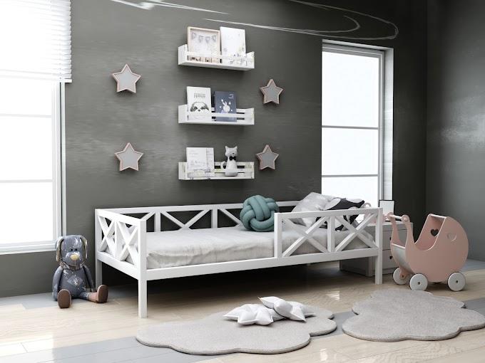 Детская кровать Микки 80х190  ТМ MegaOpt