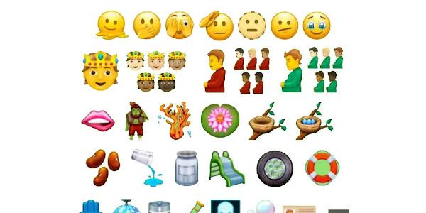 Unicode 14.0 Unveiled With 37 New Emojis