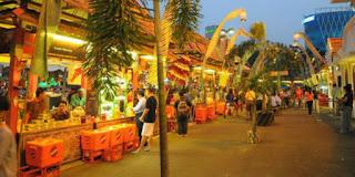 Memanfaatkan Bazar Untuk Mendongkrak Pendapatan Kaki Lima