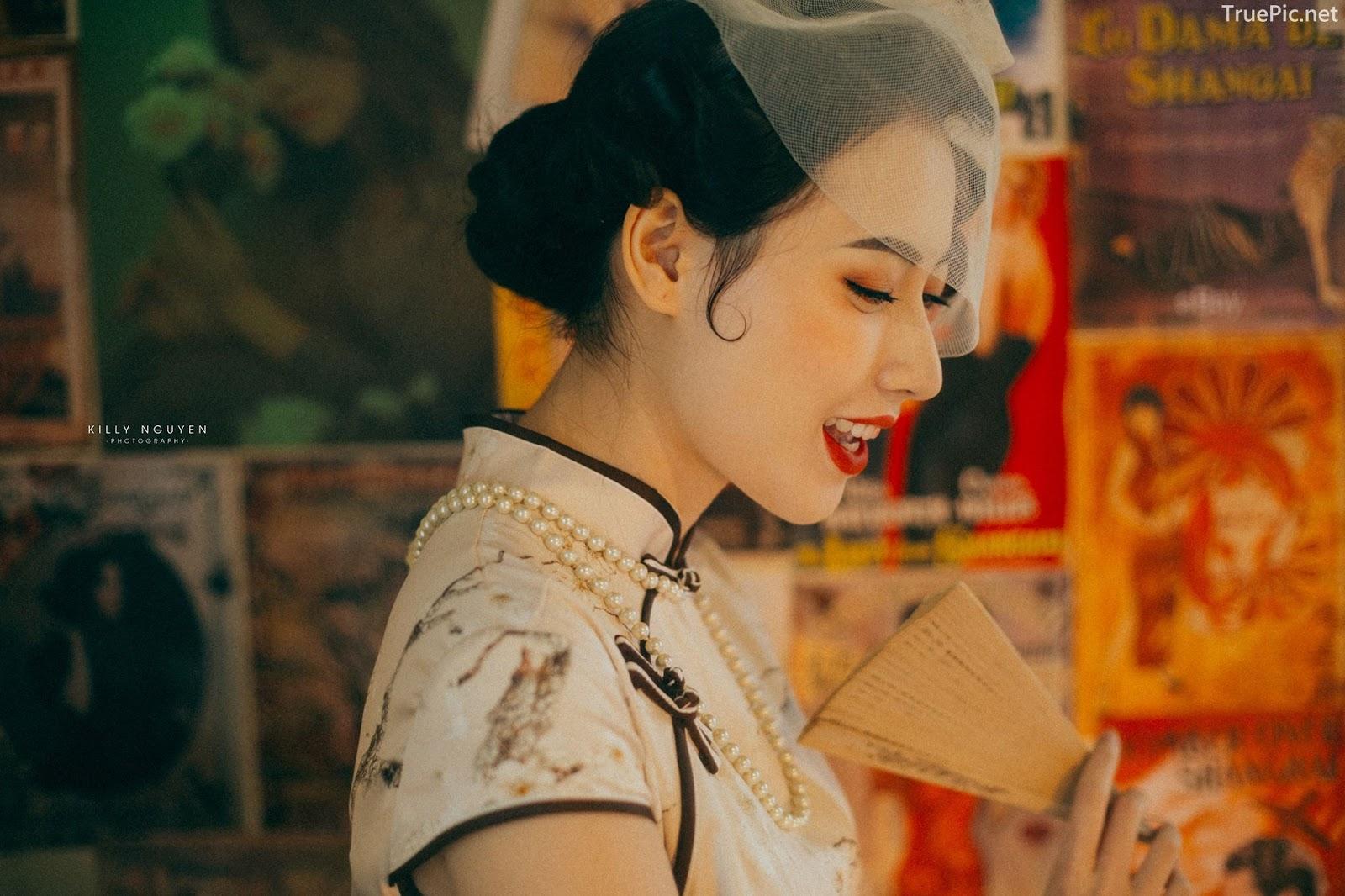 Vietnamese model Lan Huong - Lost in ShangHai - Photo by Killy Nguyen - TruePic.net - Picture 5