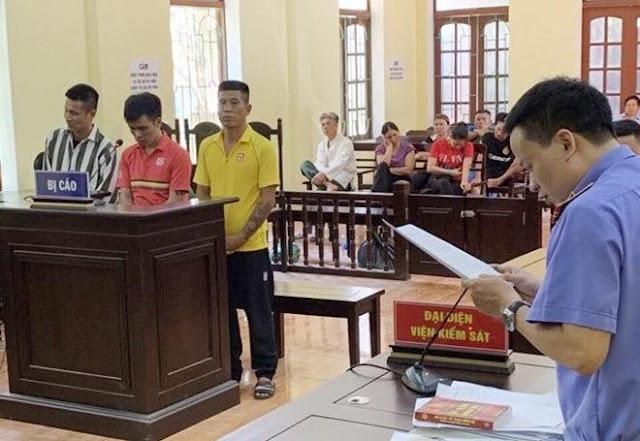Con trai Chủ tịch huyện đánh nữ nhân viên hàng không vì không được chụp ảnh lãnh 92 tháng tù