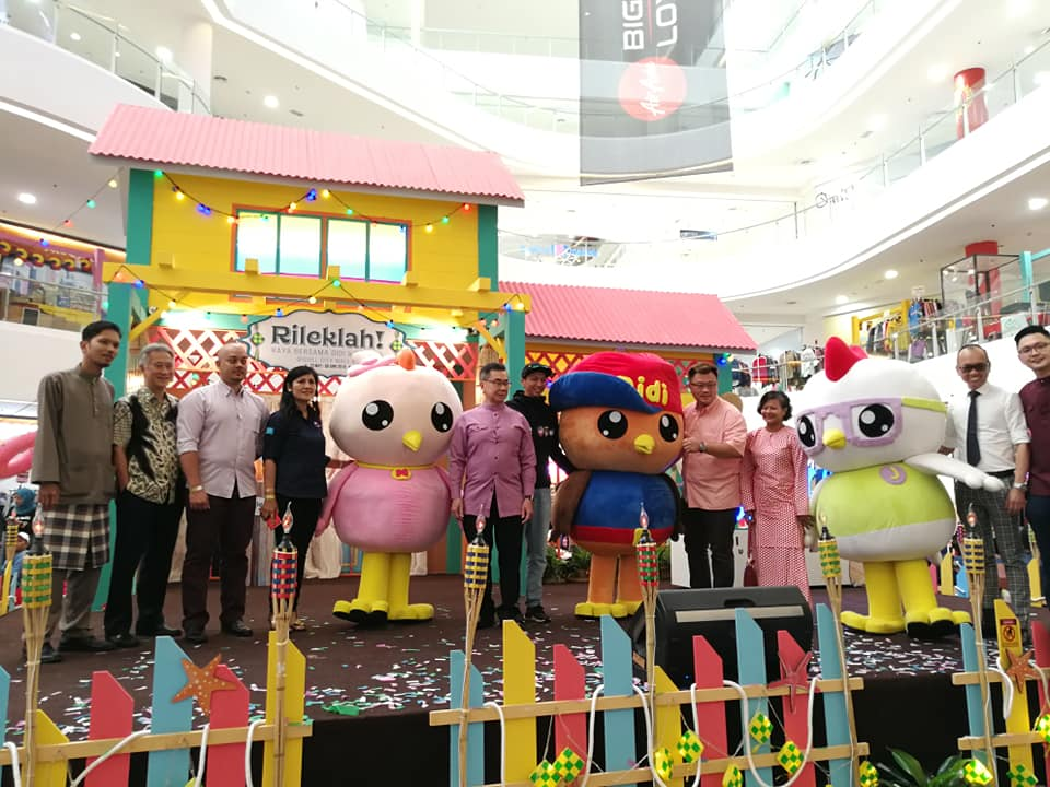 The Beauty Junkie - ranechin.com: Rileklah! Raya Bersama Didi & Friends @  Quill City Mall Kuala Lumpur