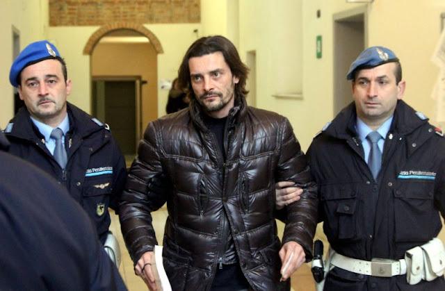 Ex-Italian Football Star arrested by police for growing marijuana plants