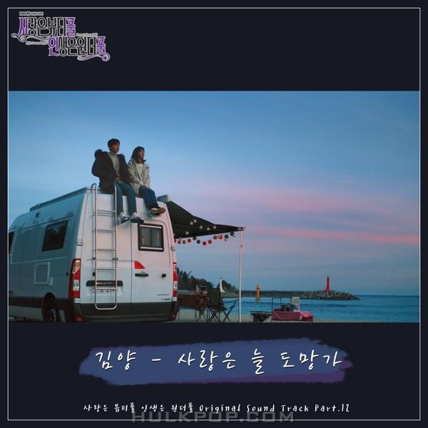 Kim Yang – Beautiful Love, Wonderful Life OST Part.12