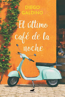 El último café de la noche | Diego Galdino | Vergara
