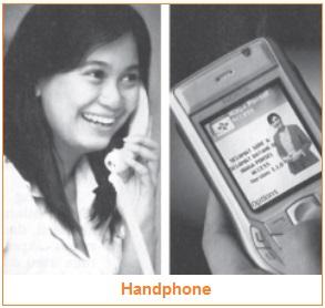 Contoh Perubahan Sosial - penggunaan telepon