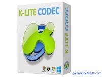 K-Lite Mega Codec Pack 13.0 Free Download Windows XP/Vista/7/8/10