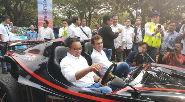 PDIP Desak Pimpinan DPRD Usut Tuntas Rekomendasi TACB Formula E