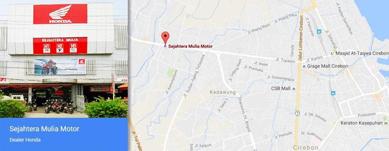 Alamat Dealer Sejahtera Mulia Motor Cirebon