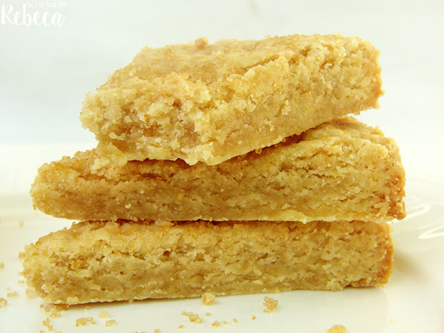 Galletas shortbread (petticoat tails)