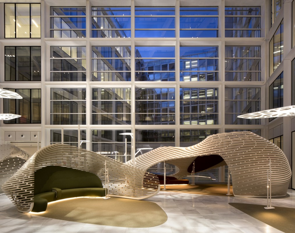 actualit immobili re sfl ouvre les portes de centre d affaires nouvelle. Black Bedroom Furniture Sets. Home Design Ideas