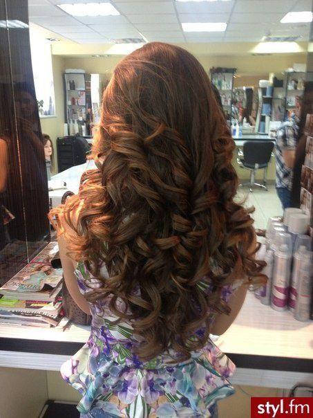 Pretty Playful Curls The Haircut Web