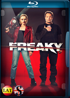 Freaky: Este Cuerpo Está Para Matar (2020) REMUX 1080P LATINO/INGLES