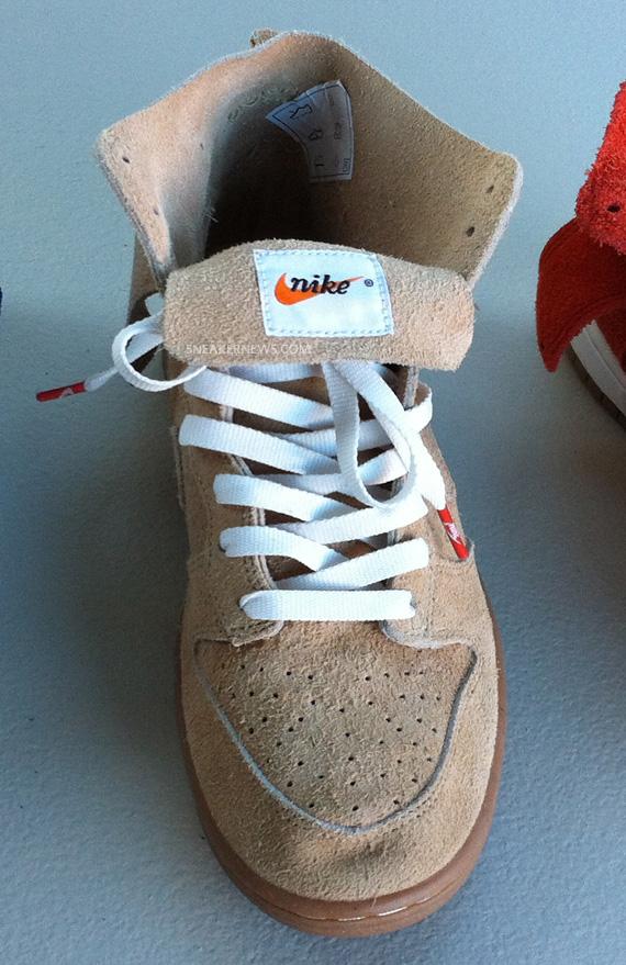 sports shoes 304f6 974c2 KIXIONARY WORLD: Nike Dunk High Deconstruct