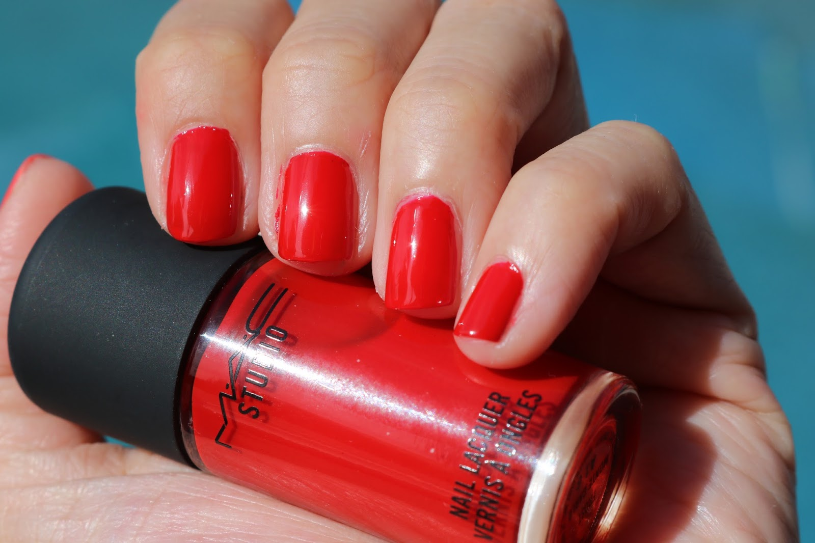 MAC Monte Carlo nail lacquer