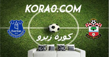 مشاهدة مباراة ايفرتون وساوثهامبتون بث مباشر اليوم 9-7-2020 الدوري الإنجليزي