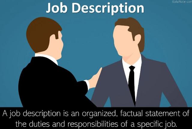 accurate job descriptions hiring process efficiency