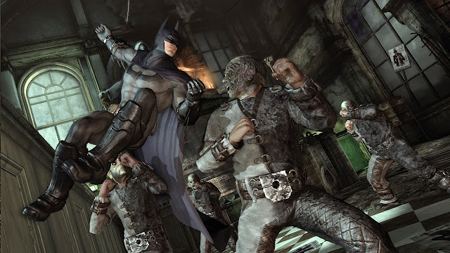 Batman Arkham City Full Setup For PC