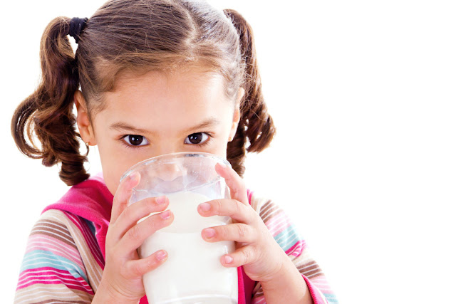 Benefits of drinking milk daily