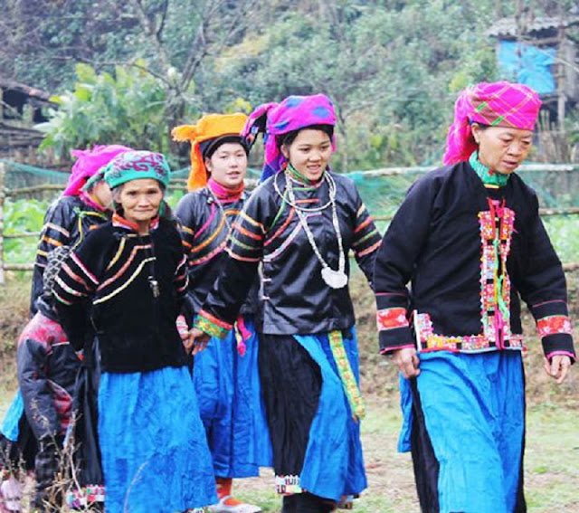 Some ethnic minorities in Ha Giang 1