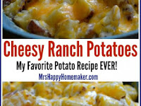 Cheesy Ranch Potatoes