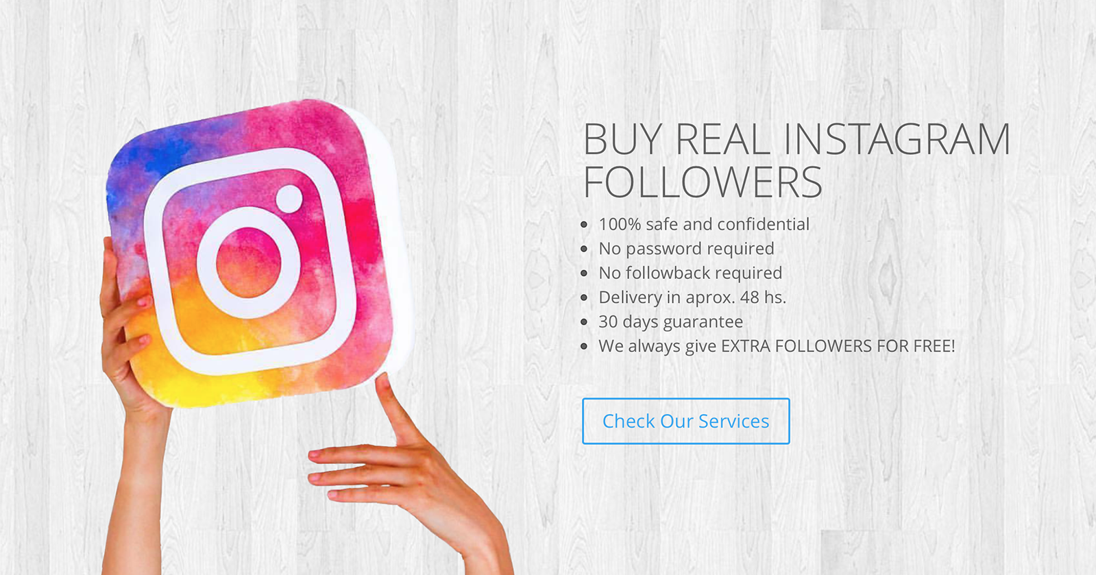 Gdzie kupić Followersów? Instagram, Facebook, Blog