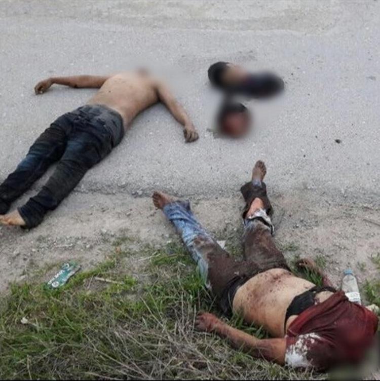 Decapitan a una mujer  y un hombre en Chilapa, Guerrero