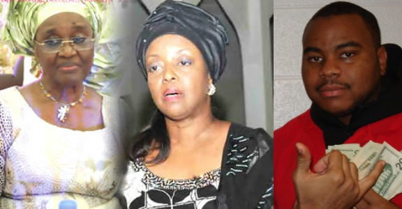 diezani mother son arrested