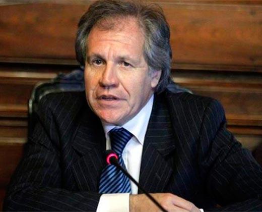 ¡DEBES SABERLO! ¿Qué anuncio sobre Venezuela hará Almagro en su conferencia de prensa de hoy?