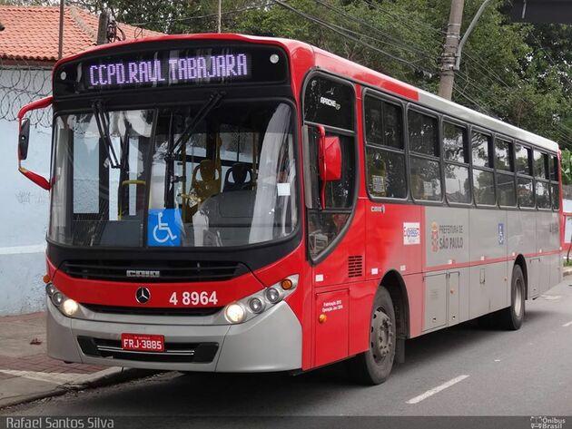 SPTrans: Quatro linhas de ônibus que circulam pela Zona Leste terão alterações em seus itinerários entre os dias 13 e 18 de janeiro