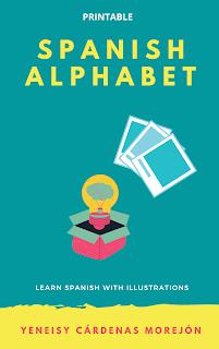 Spanish alphabet, a- z ebook
