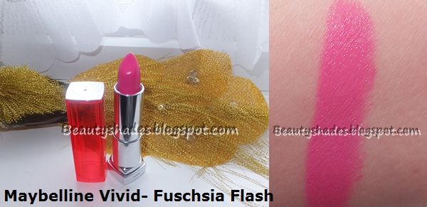 Maybelline Vivids Fuchsia Flash