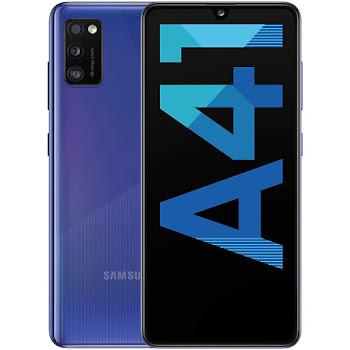 Samsung Galaxy A41 azul
