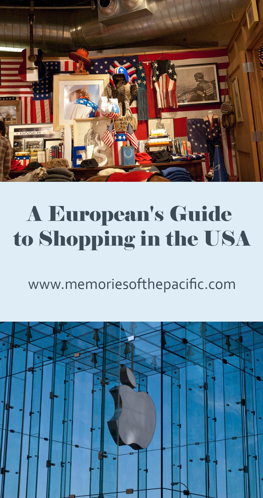 usa shopping guide nyc manhattan store california san francisco