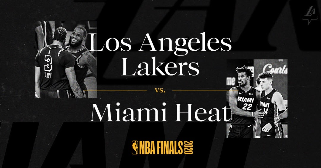 Nba Finals Los Angeles Lakers Vs Miami Heat Which Team Will Take A Ring