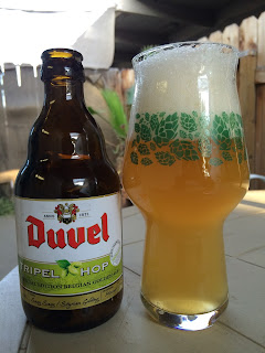 Duvel Tripel Hop Belgian Golden Ale 1