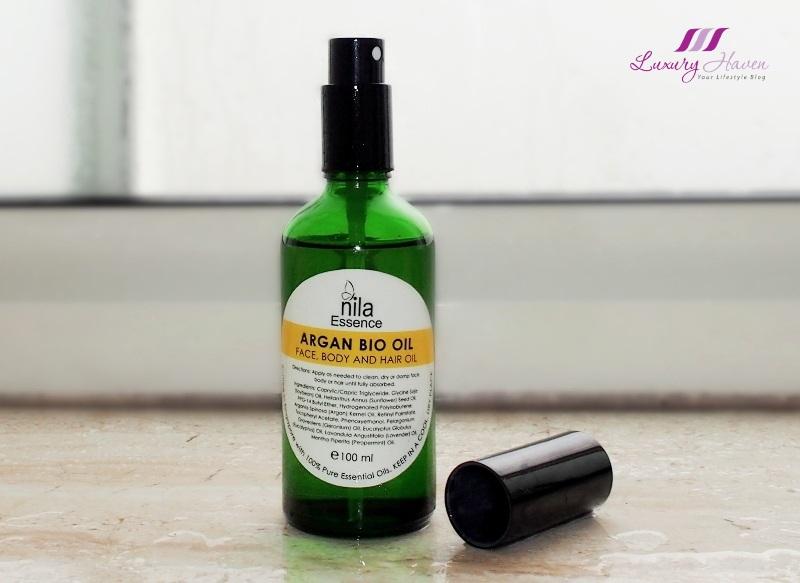 nila essence tranquil argan bio oil sale