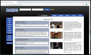 rarbg.to - Situs Download Toorent Terbaik Saat Ini