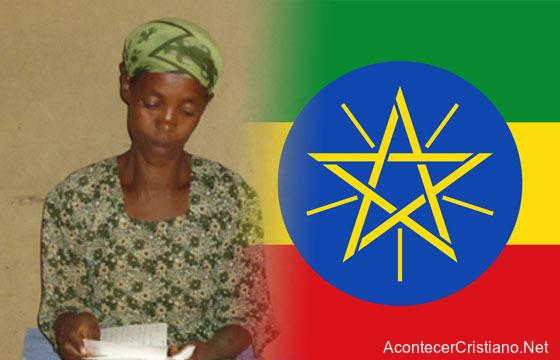 Mujer cristiana asesinada en Etiopía