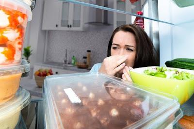 الروائح الكريهة في المطبخ