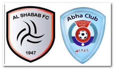 مباراة الشباب وأبها كورة توداي مباشر 30-1-2021 والقنوات الناقلة ضمن الدوري السعودي
