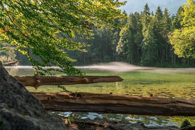 3-Seen-Tour Eibsee – Badersee – Pflegersee | Wandern Garmisch-Partenkirchen 05