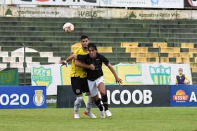 Ypiranga vence Paysandu mas não consegue o acesso