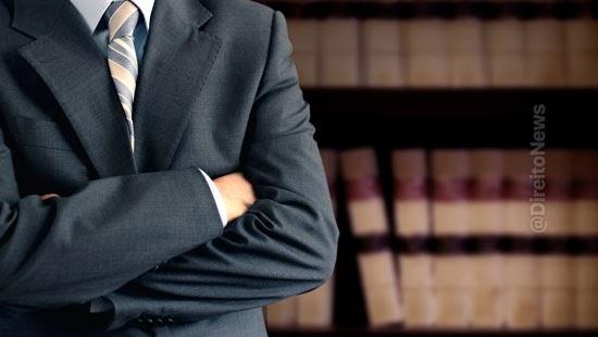 stj cancela sumula advogado processo administrativo