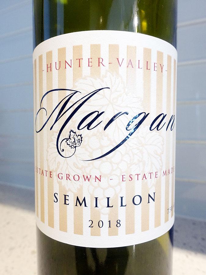Margan Family Hunter Valley Semillon 2018 (90 pts)
