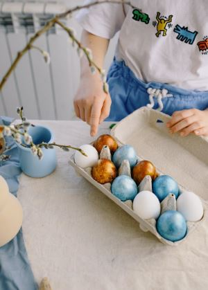 Cara Menyimpan Telur : menyimpan, telur, Menyimpan, Telur, Tanpa, Kulkas