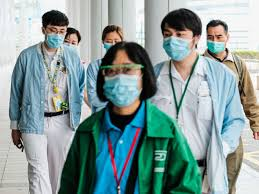 People kept in quarantine center threatened health workers