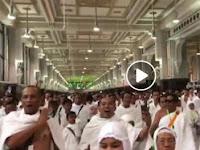 """Arab Saudi Protes Lantunan Banser """"Yaa Lal Wathan"""" di Masjidil Haram"""