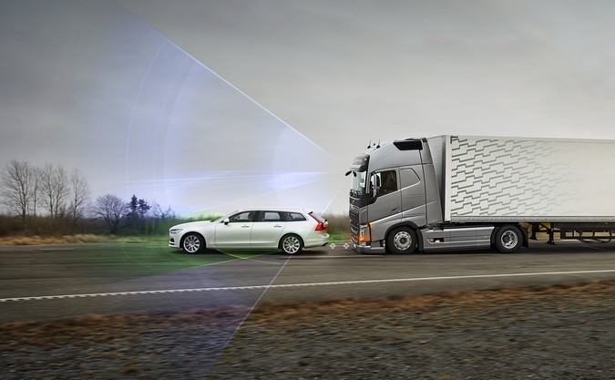 Líder em segurança, Volvo adere à etiquetagem sobre tecnologias para evitar acidentes